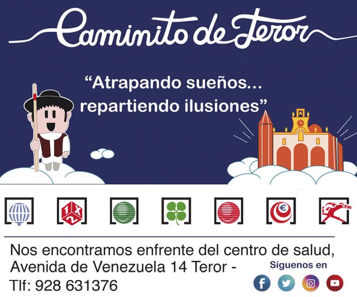 LOTERÍAS Y APUESTAS DEL ESTADO - CAMINITO DE TEROR