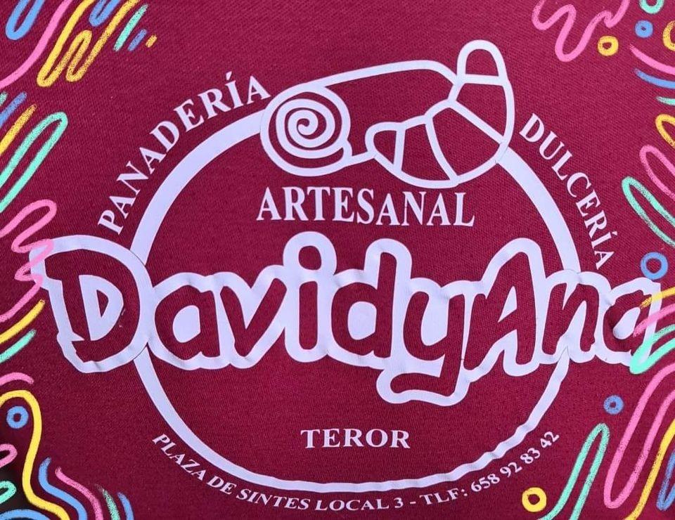 PANADERÍA - DULCERÍA DAVID Y ANA