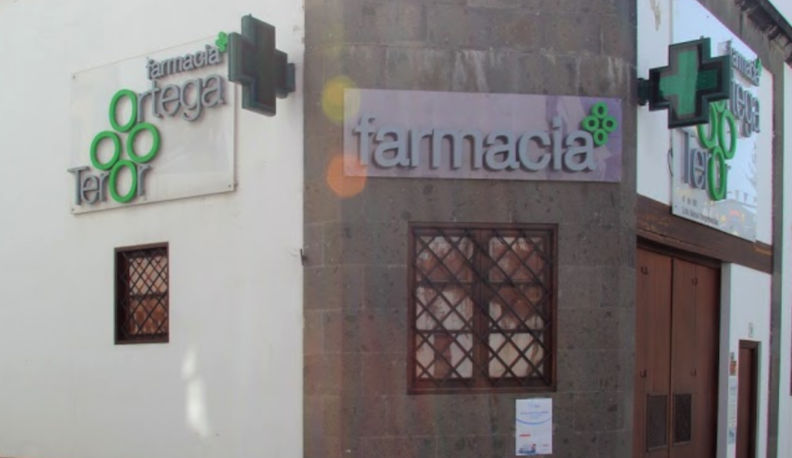 FARMACIA MANUEL ORTEGA ARENCIBIA