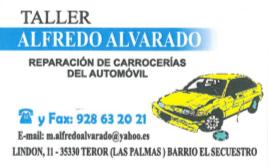 TALLER DE CHAPA ALFREDO