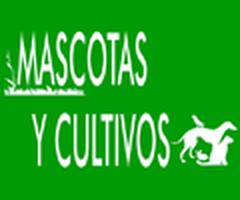 MASCOTAS Y CULTIVOS